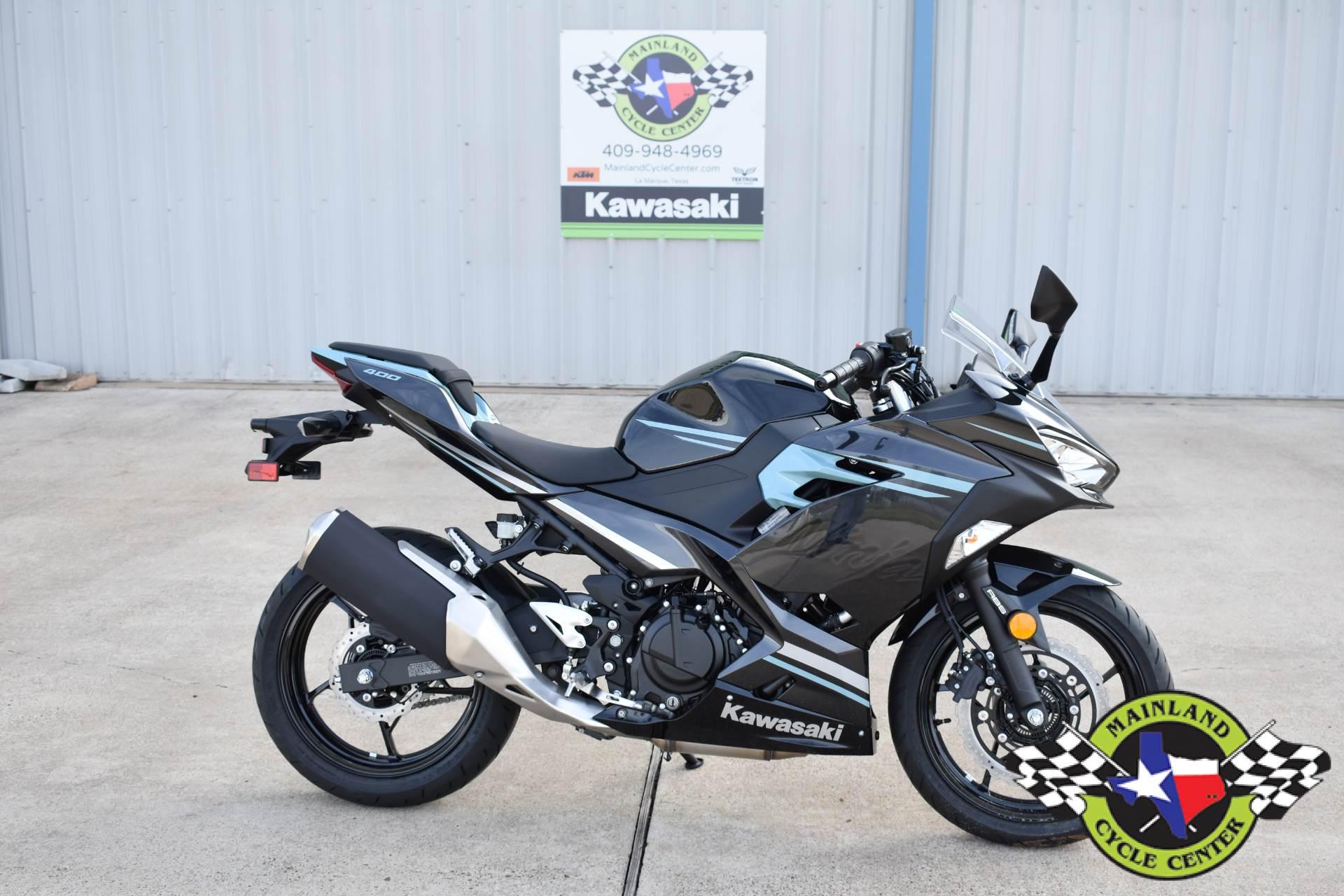 2020 Kawasaki Ninja 400 ABS 2