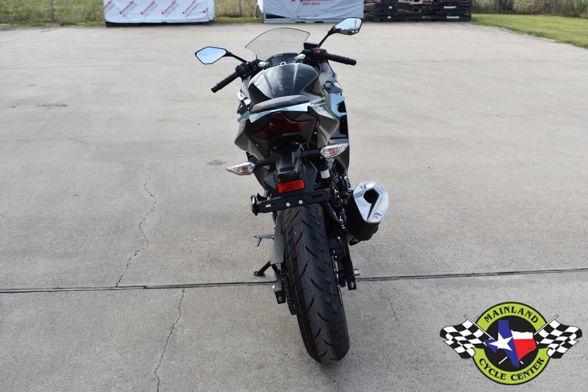 2020 Kawasaki Ninja 400 ABS 8