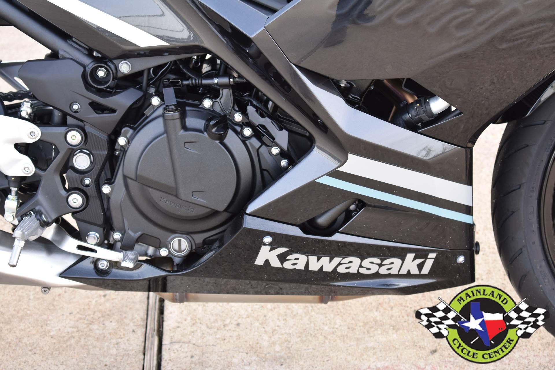 2020 Kawasaki Ninja 400 ABS 11