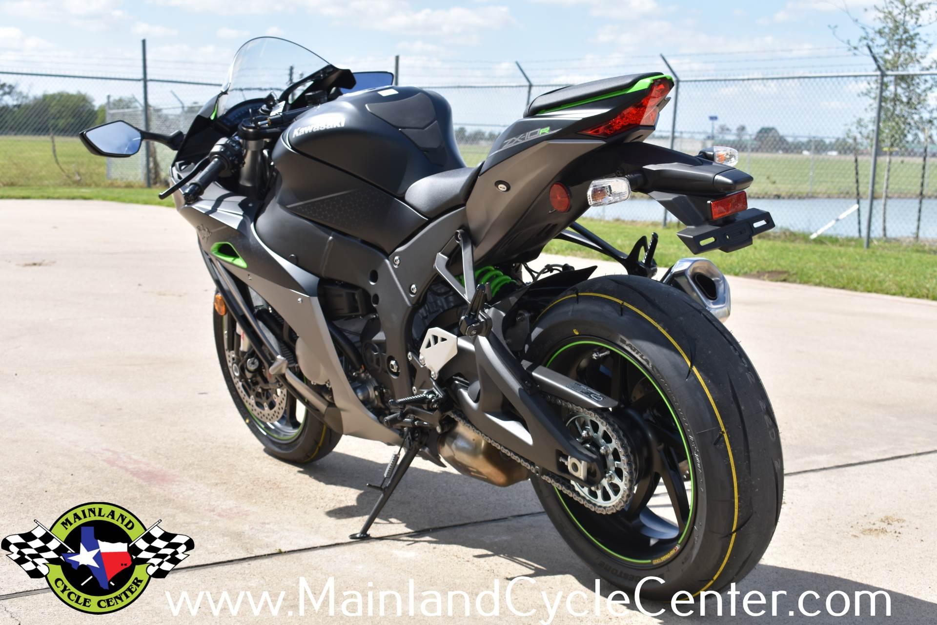 2018 Kawasaki Ninja ZX-10R SE in La Marque, Texas