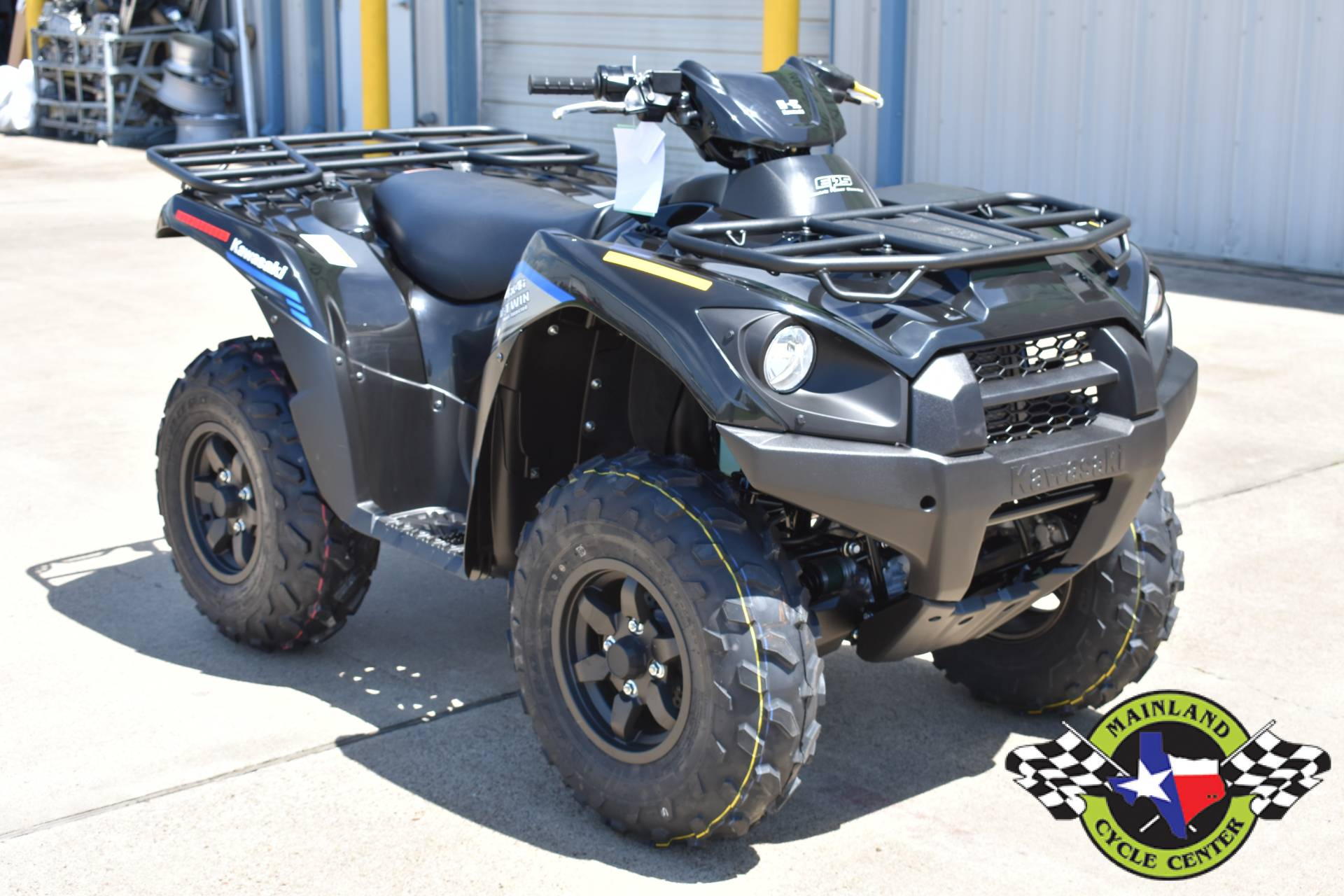 2021 Kawasaki Brute Force 750 4x4i EPS in La Marque, Texas - Photo 2