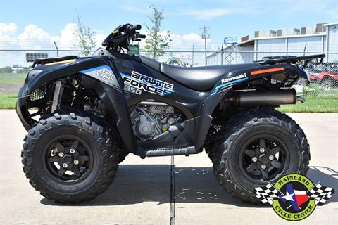 2021 Kawasaki Brute Force 750 4x4i EPS in La Marque, Texas - Photo 4
