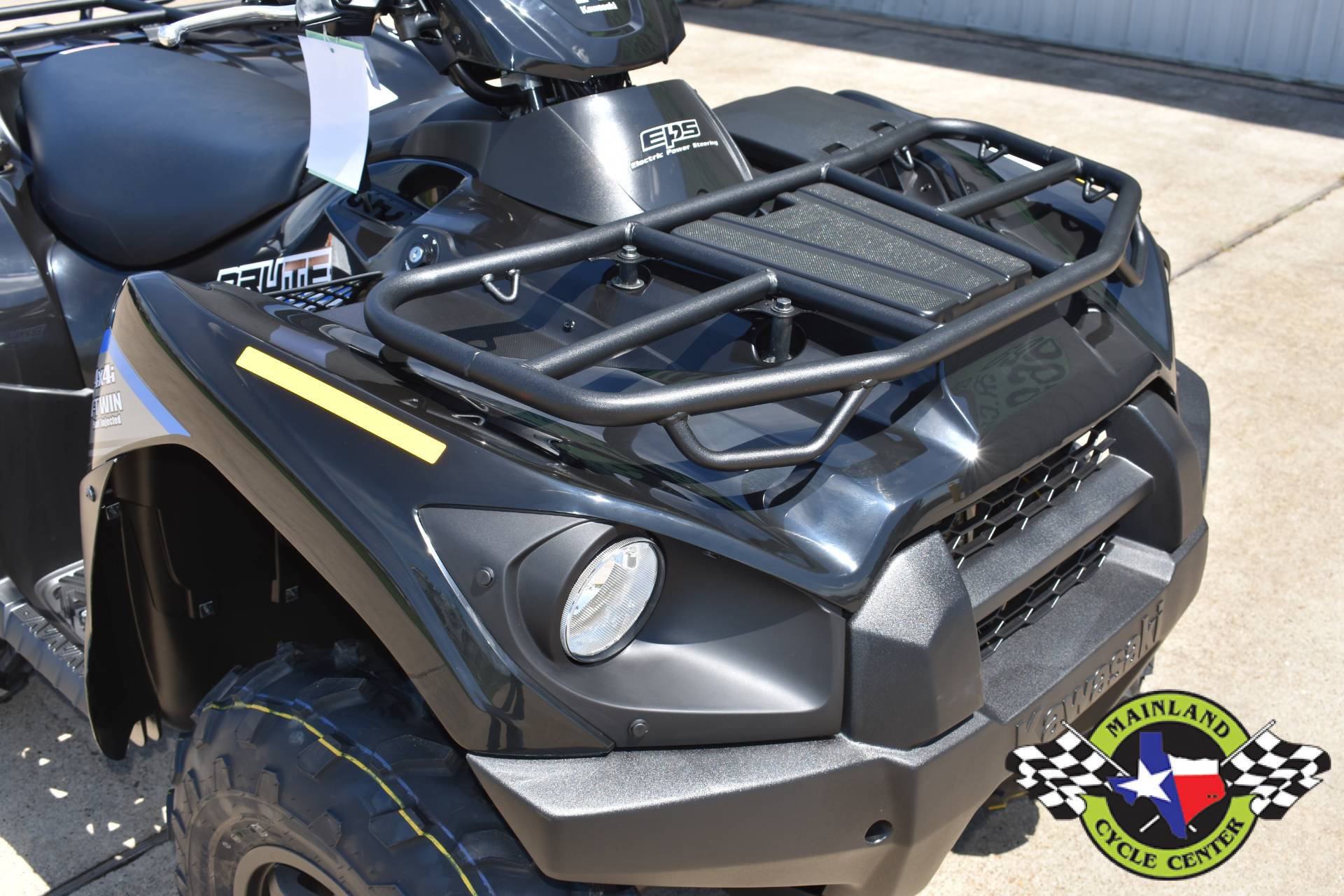 2021 Kawasaki Brute Force 750 4x4i EPS in La Marque, Texas - Photo 9