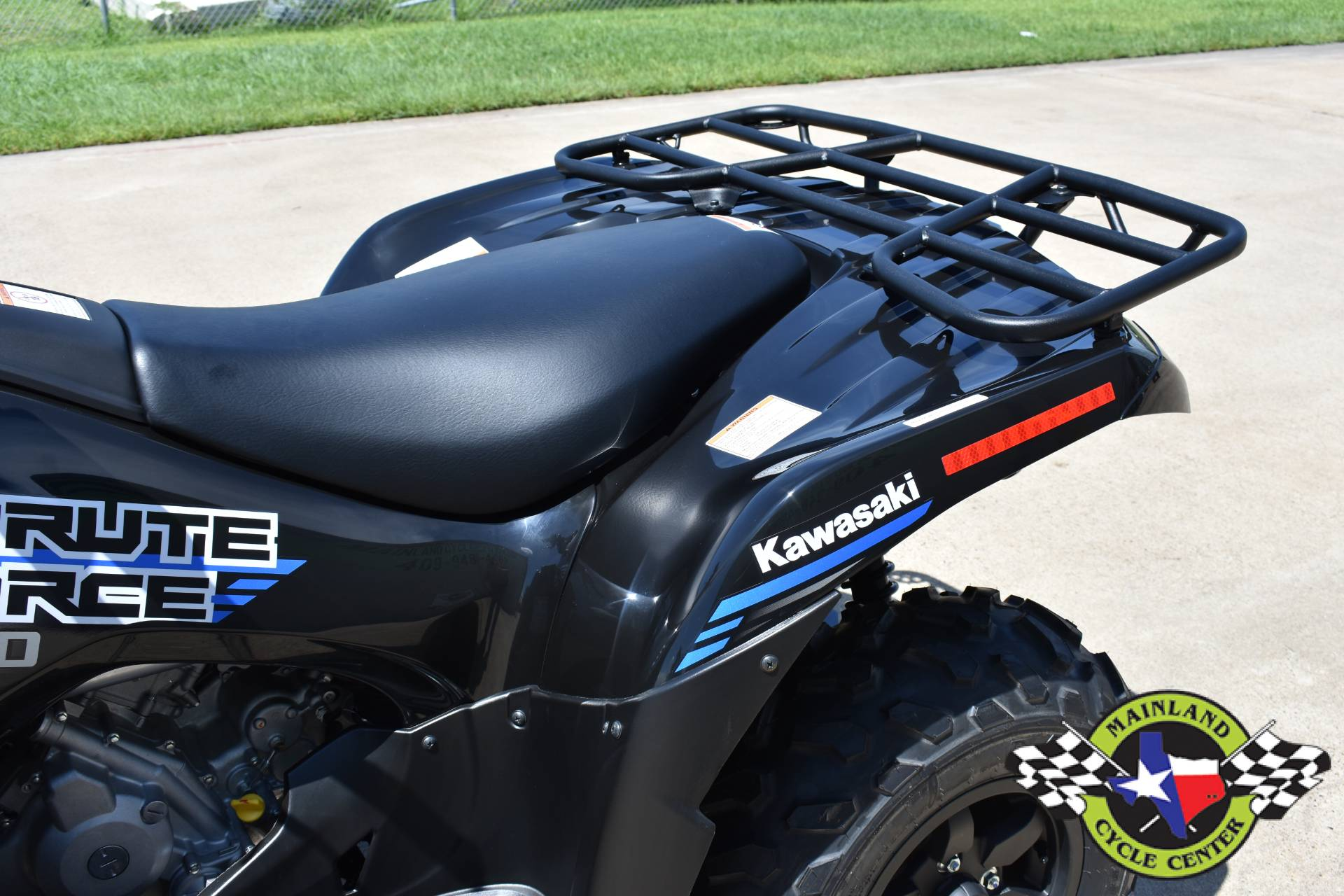 2021 Kawasaki Brute Force 750 4x4i EPS in La Marque, Texas - Photo 17