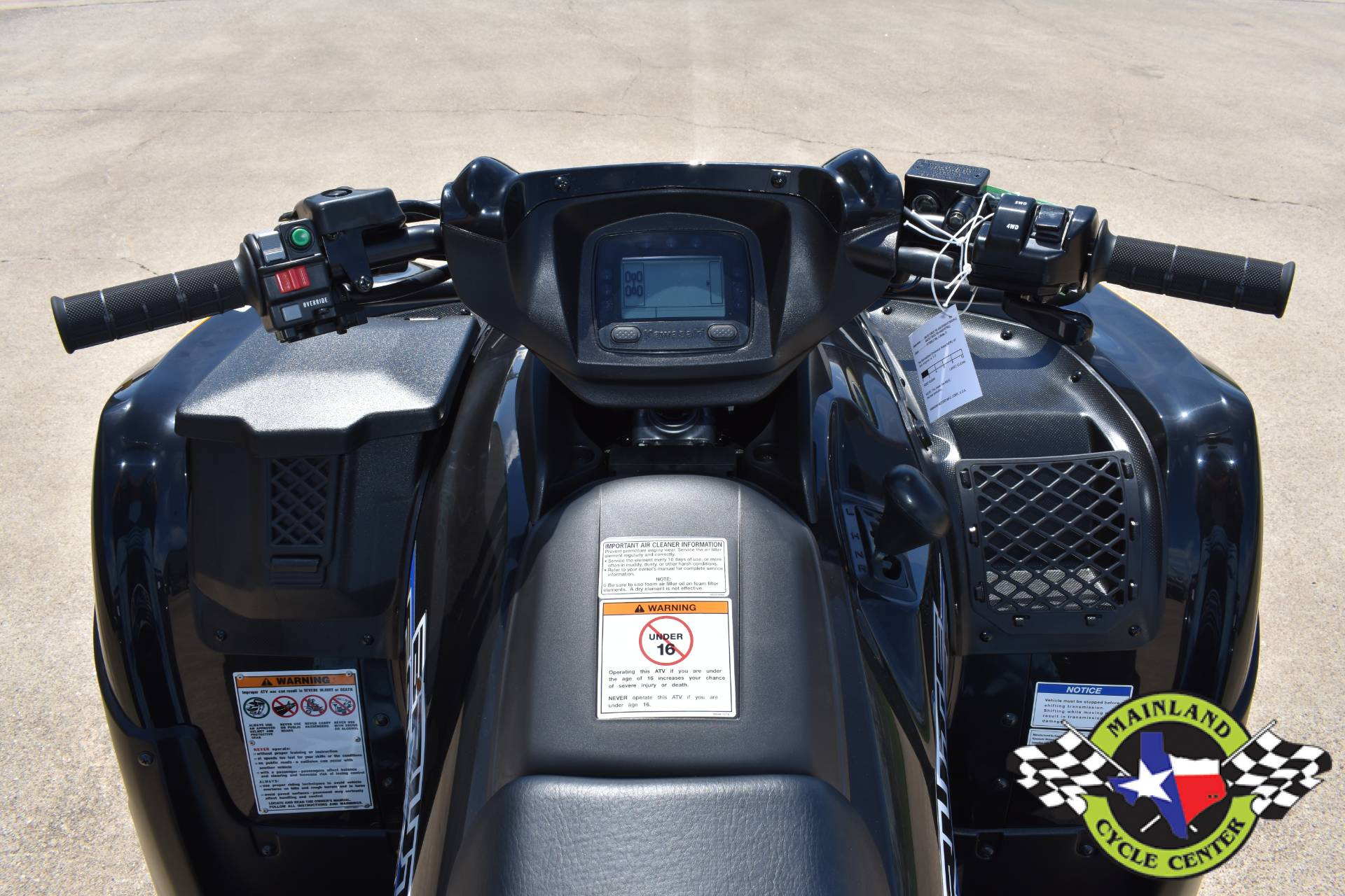 2021 Kawasaki Brute Force 750 4x4i EPS in La Marque, Texas - Photo 20