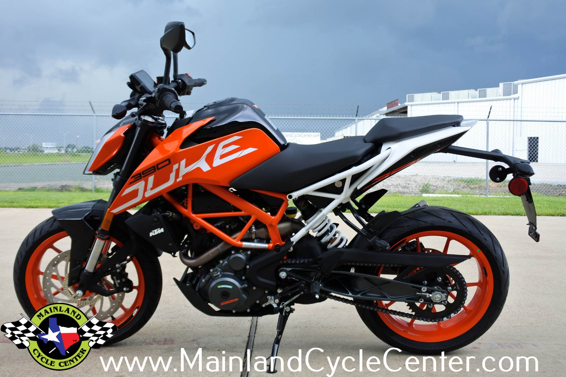 2018 KTM 390 Duke for sale 391