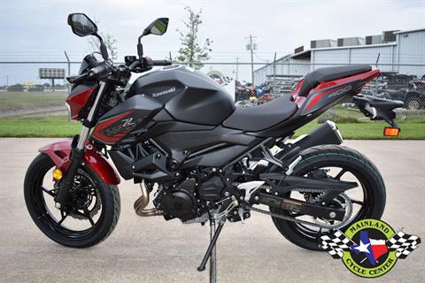 2021 Kawasaki Z400 ABS in La Marque, Texas - Photo 4