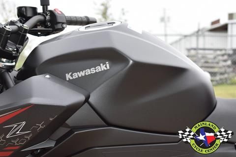 2021 Kawasaki Z400 ABS in La Marque, Texas - Photo 15