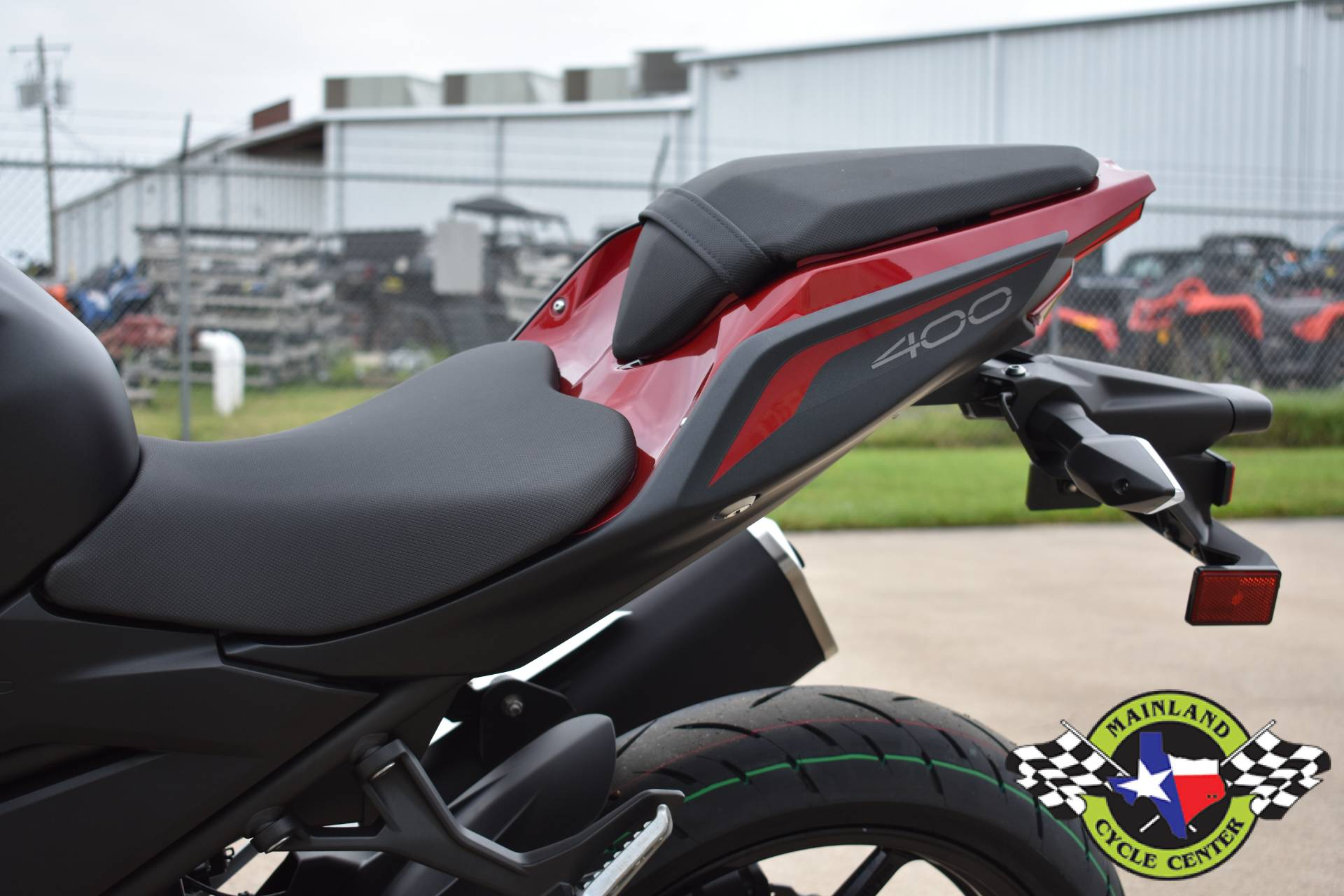 2021 Kawasaki Z400 ABS in La Marque, Texas - Photo 18