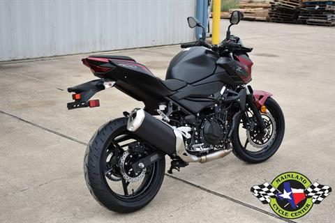 2021 Kawasaki Z400 ABS in La Marque, Texas - Photo 24