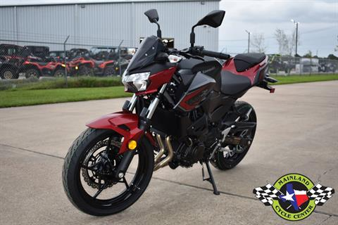 2021 Kawasaki Z400 ABS in La Marque, Texas - Photo 25