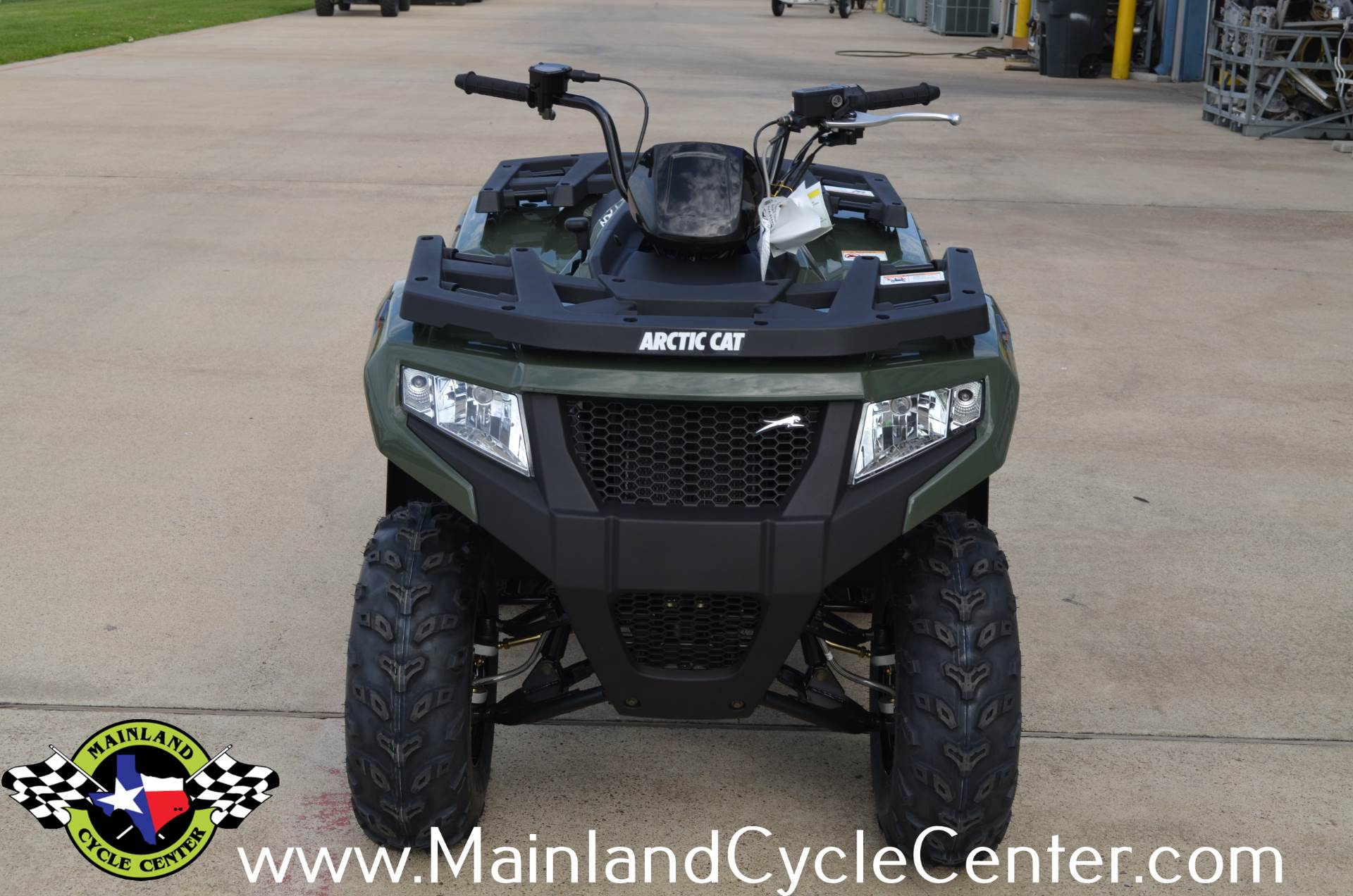 2017 Arctic Cat Alterra 300 in La Marque, Texas