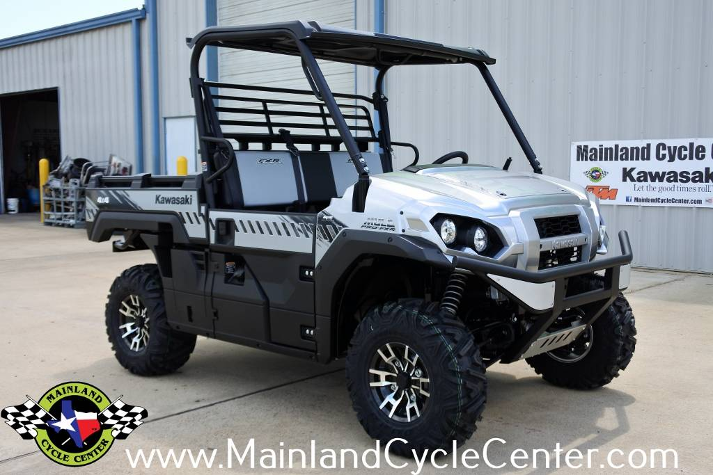 2020 Kawasaki Mule PRO-FXR in La Marque, Texas - Photo 2
