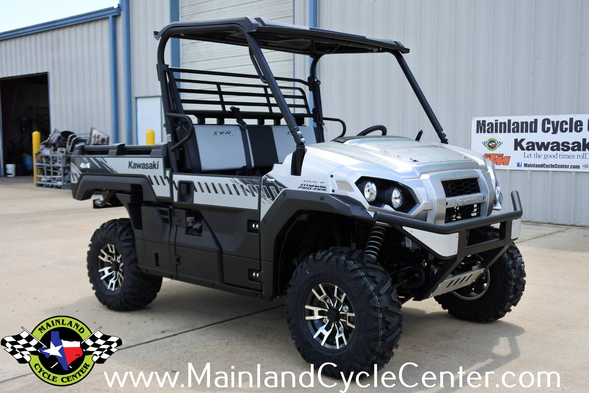 2020 Kawasaki Mule PRO-FXR in La Marque, Texas - Photo 3
