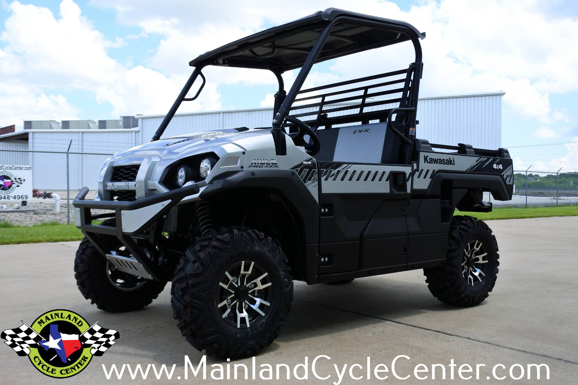 2020 Kawasaki Mule PRO-FXR in La Marque, Texas - Photo 6