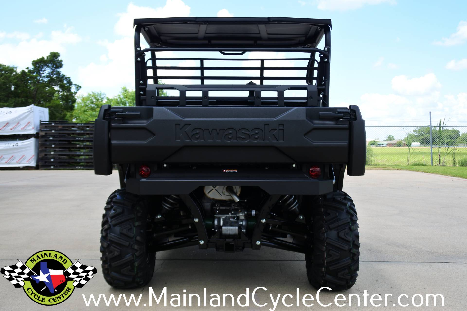 2020 Kawasaki Mule PRO-FXR in La Marque, Texas - Photo 8