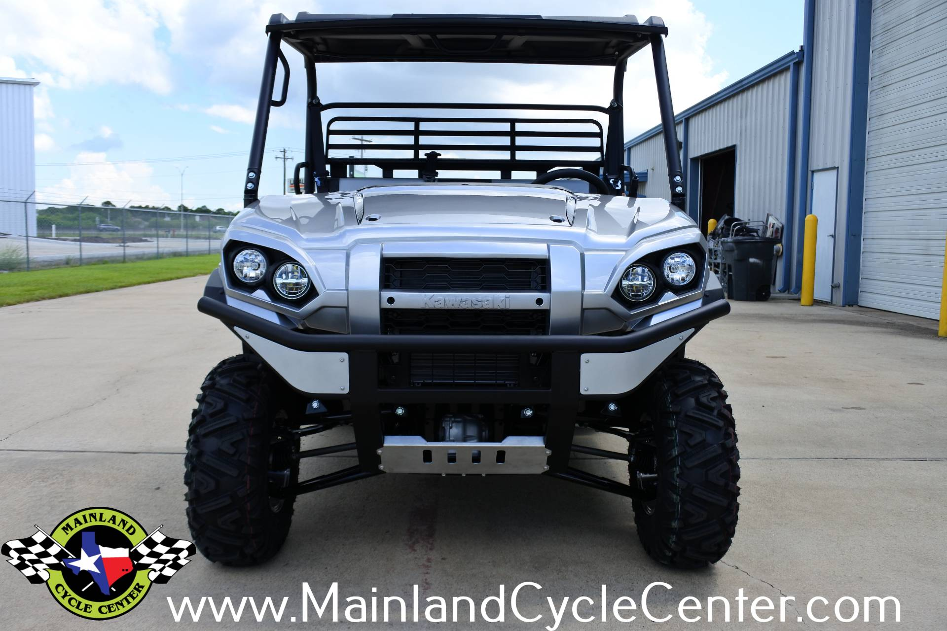 2020 Kawasaki Mule PRO-FXR in La Marque, Texas - Photo 9