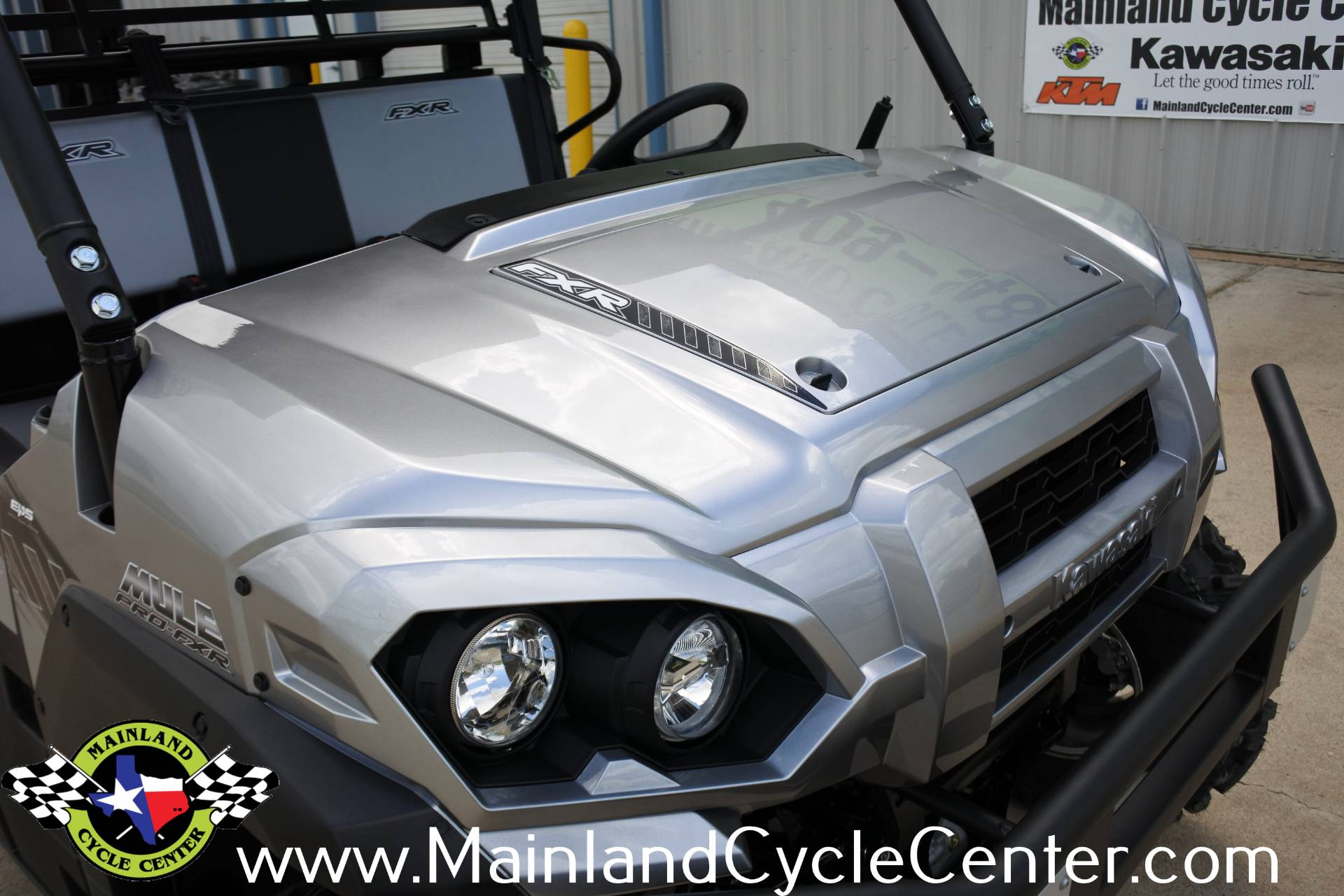 2020 Kawasaki Mule PRO-FXR in La Marque, Texas - Photo 11
