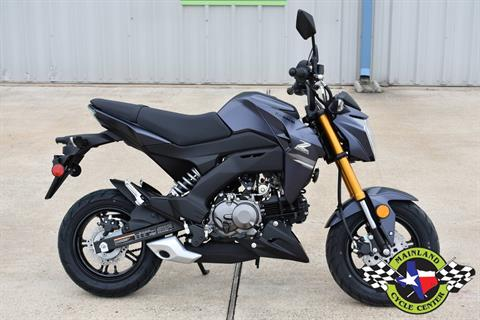 2020 Kawasaki Z125 Pro in La Marque, Texas - Photo 1