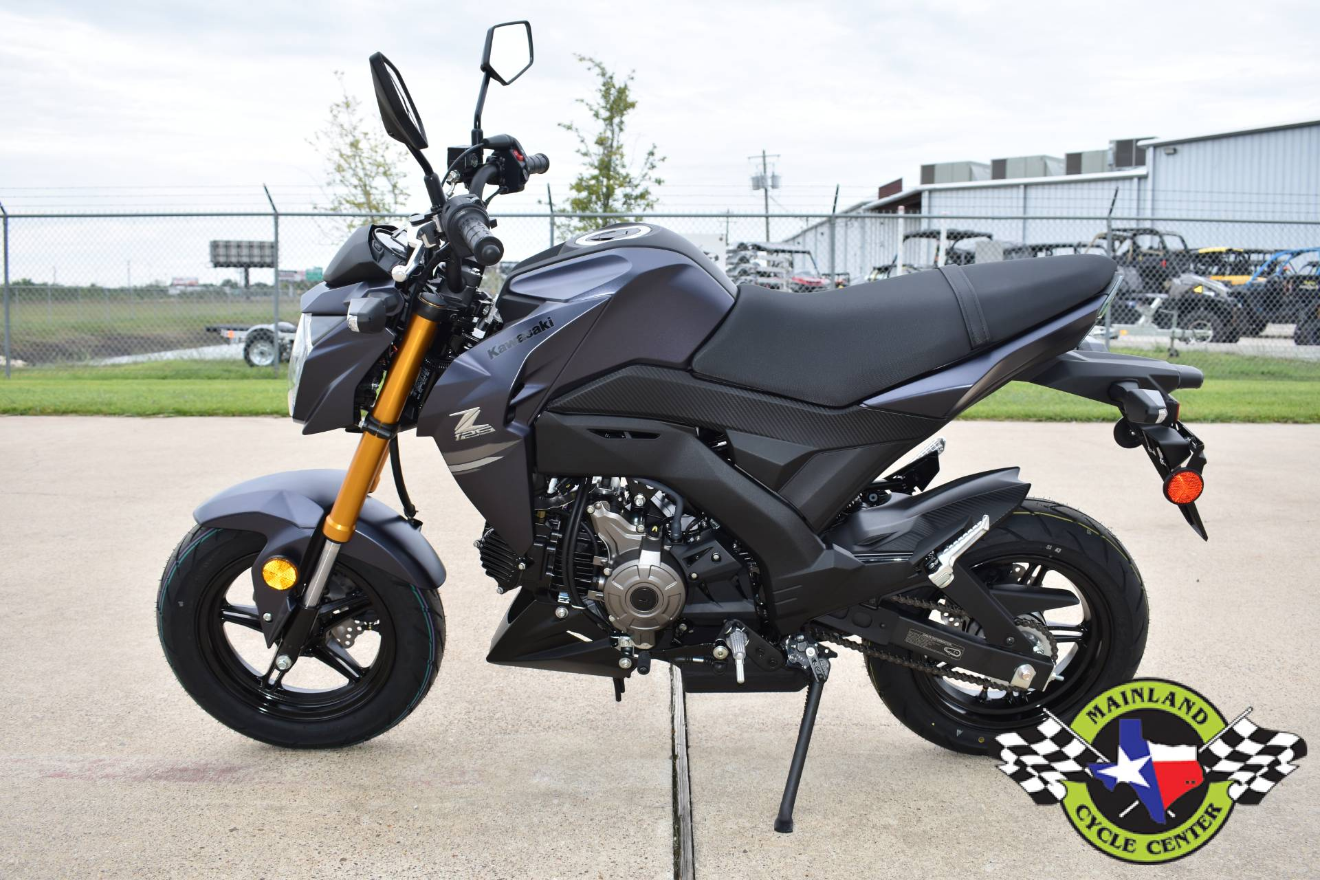 2020 Kawasaki Z125 Pro in La Marque, Texas - Photo 6