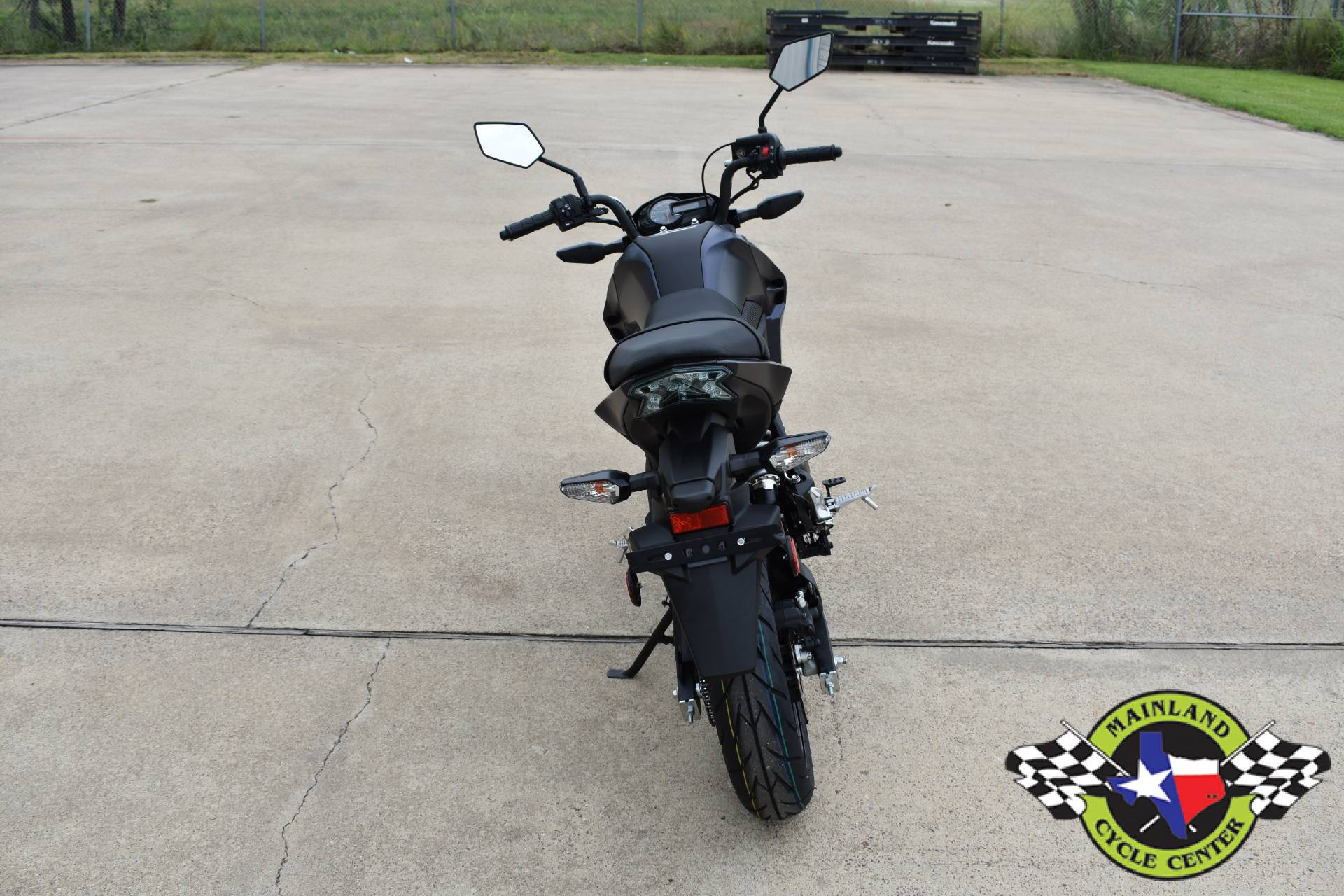 2020 Kawasaki Z125 Pro in La Marque, Texas - Photo 9