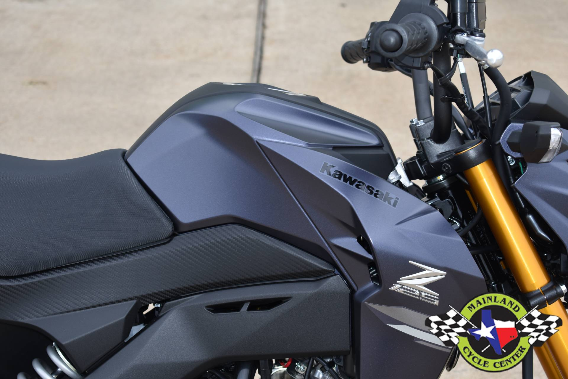 2020 Kawasaki Z125 Pro in La Marque, Texas - Photo 12