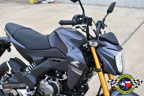2020 Kawasaki Z125 Pro in La Marque, Texas - Photo 13