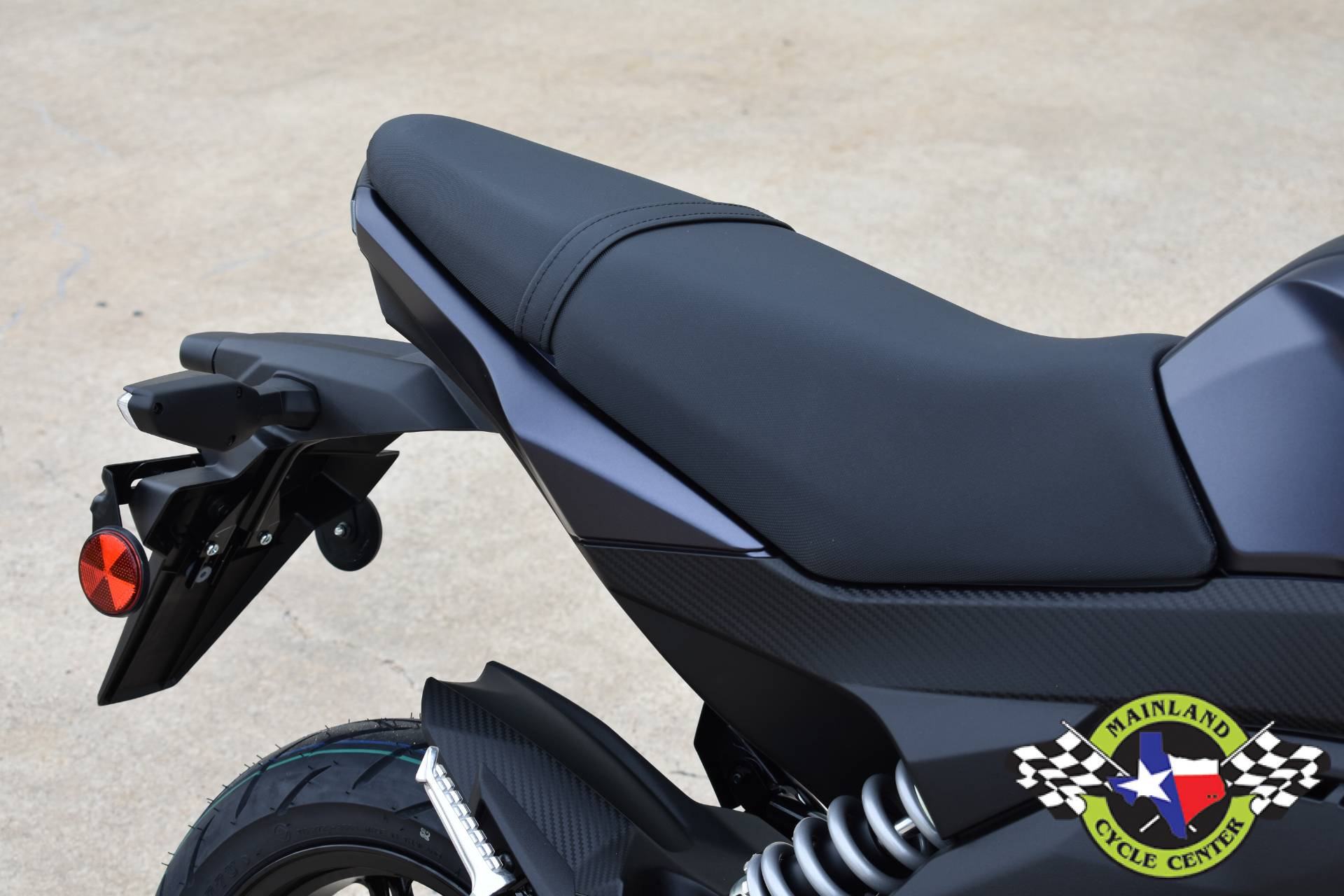 2020 Kawasaki Z125 Pro in La Marque, Texas - Photo 15