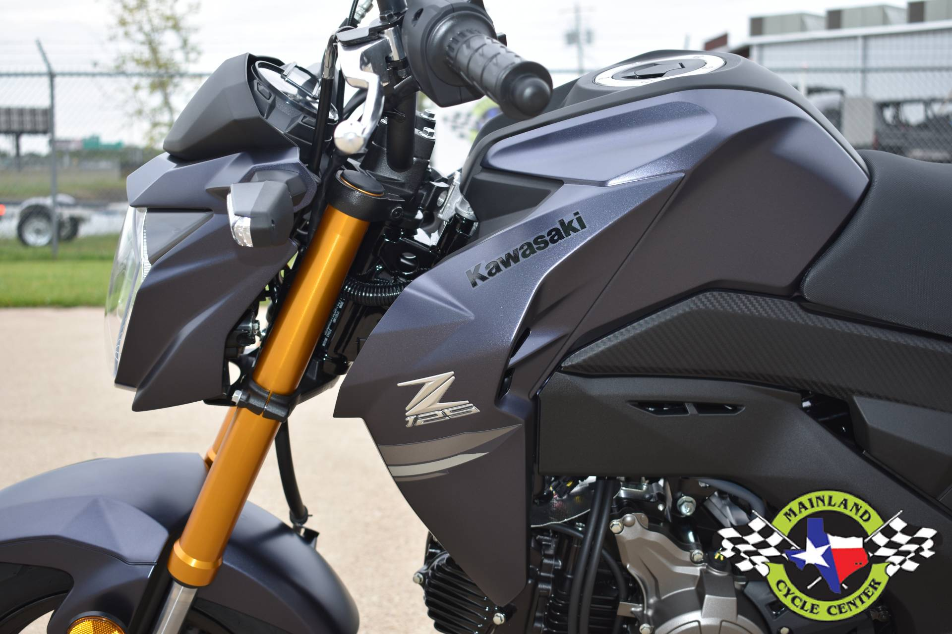 2020 Kawasaki Z125 Pro in La Marque, Texas - Photo 18