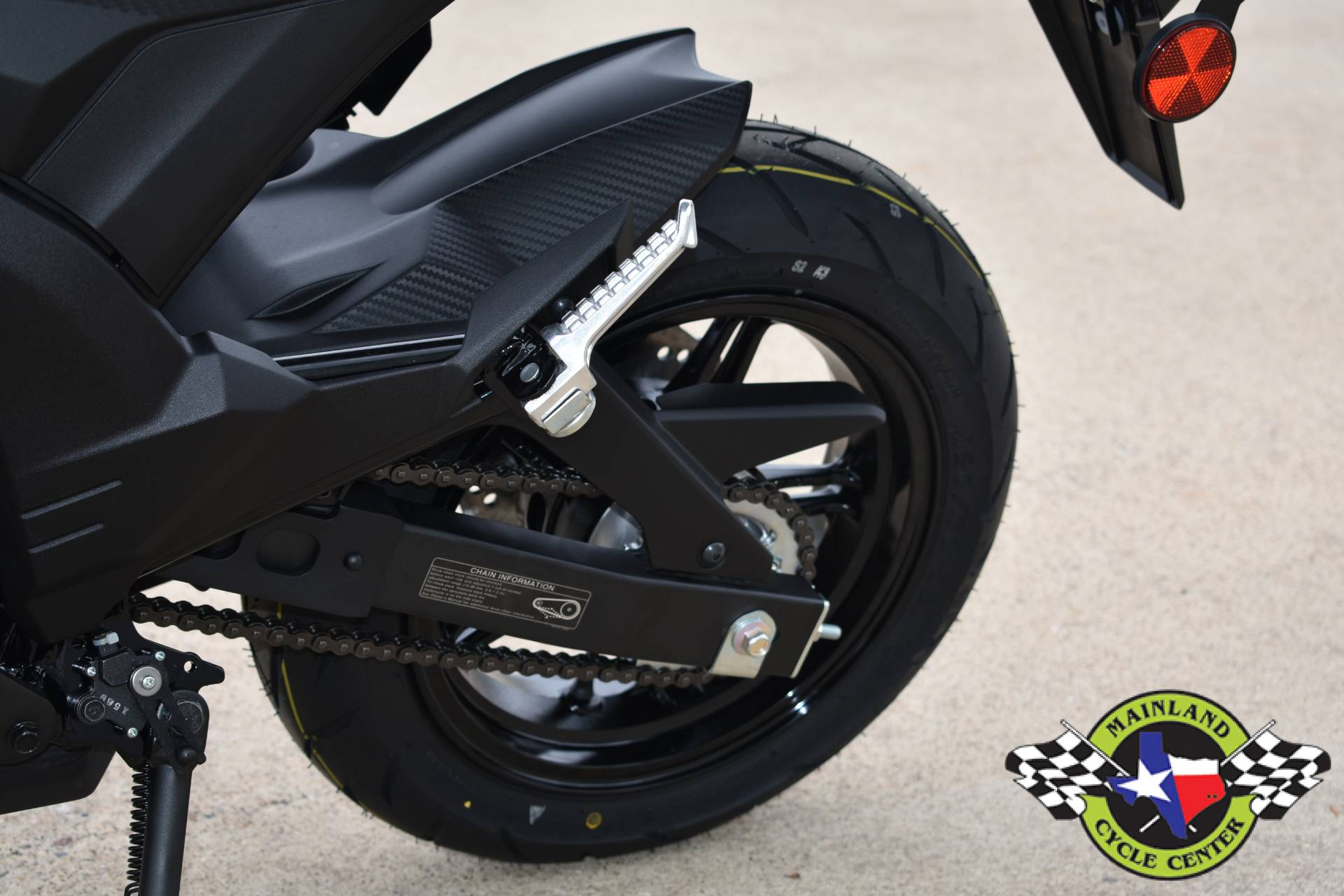 2020 Kawasaki Z125 Pro in La Marque, Texas - Photo 20