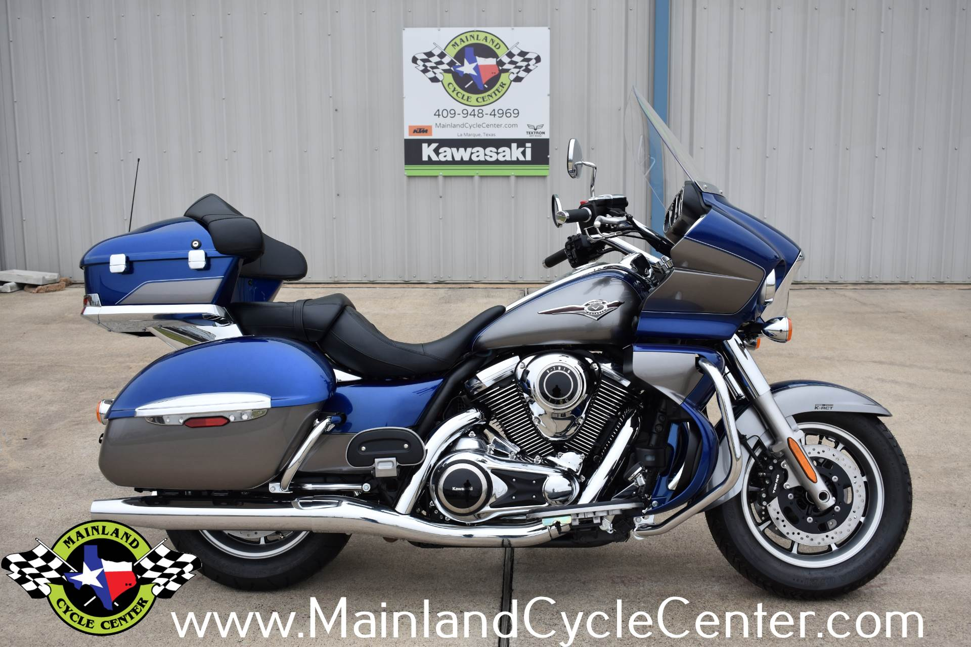 2019 Kawasaki Vulcan 1700 Voyager ABS in La Marque, Texas - Photo 2