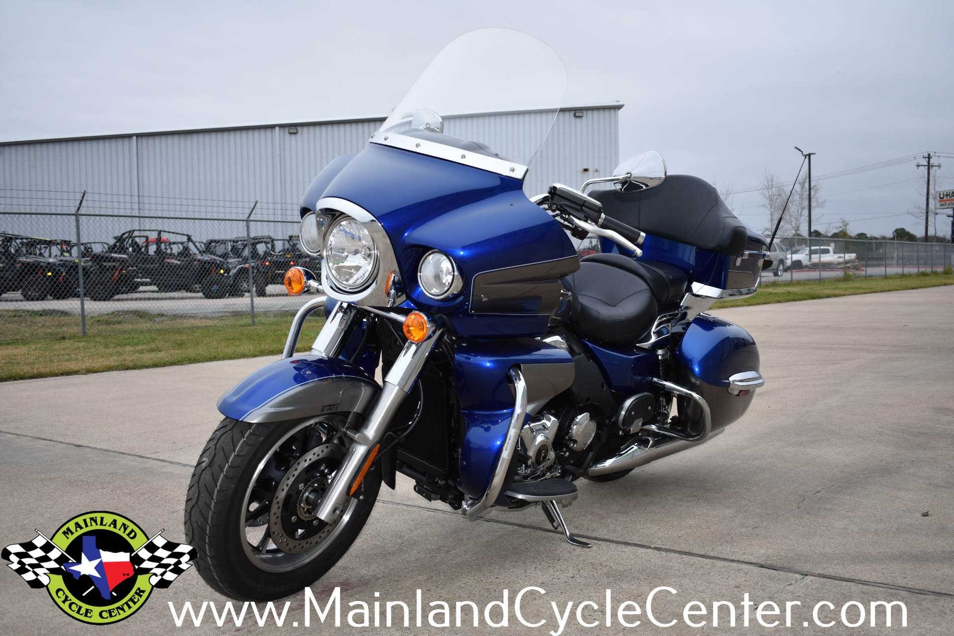 2019 Kawasaki Vulcan 1700 Voyager ABS in La Marque, Texas - Photo 5