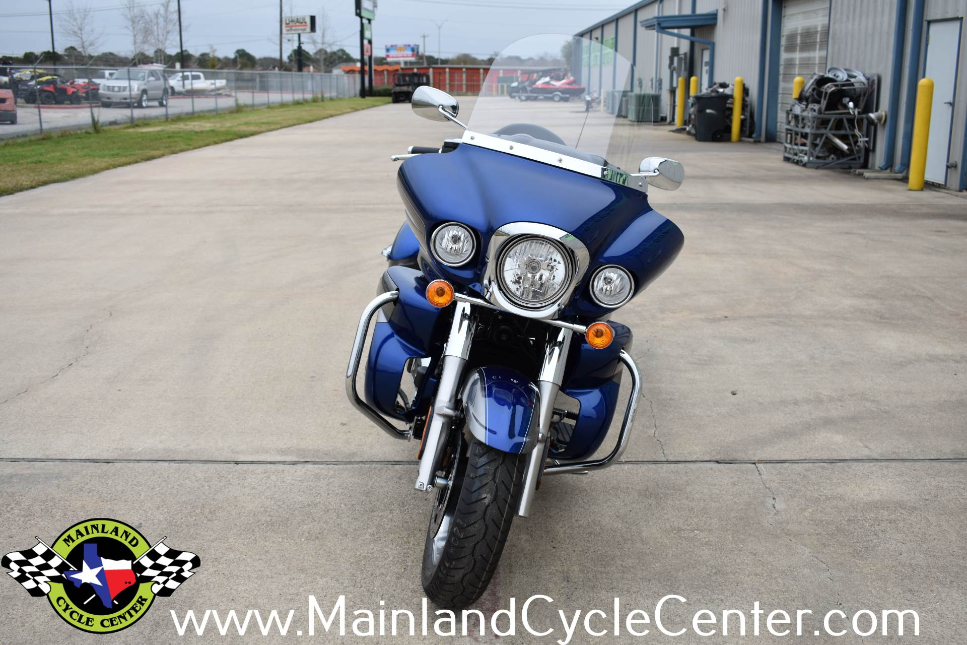 2019 Kawasaki Vulcan 1700 Voyager ABS in La Marque, Texas - Photo 8