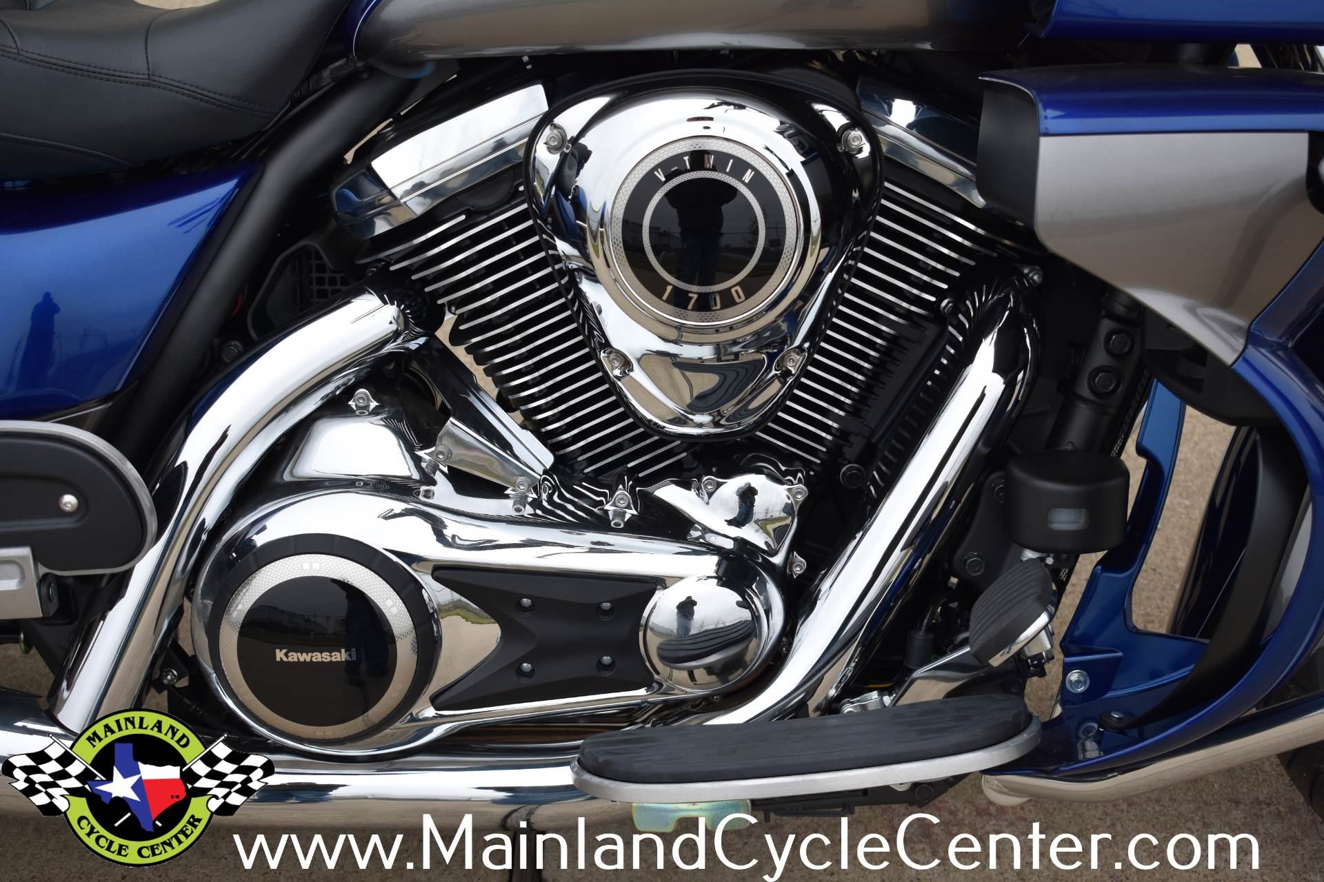 2019 Kawasaki Vulcan 1700 Voyager ABS in La Marque, Texas - Photo 9