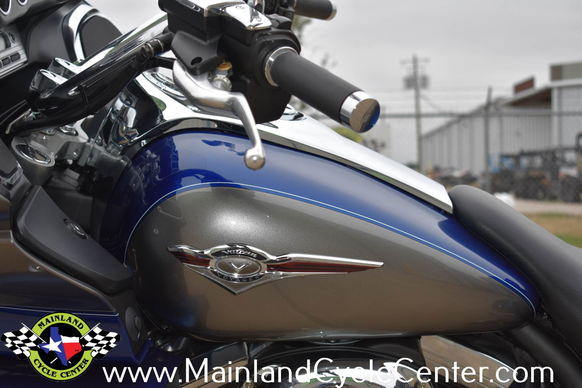 2019 Kawasaki Vulcan 1700 Voyager ABS in La Marque, Texas - Photo 16