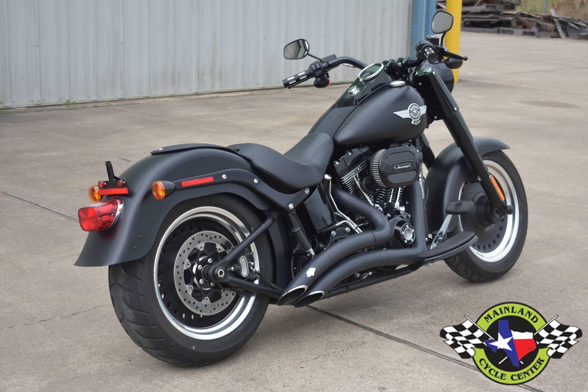 2017 Harley-Davidson Fat Boy® S in La Marque, Texas - Photo 3