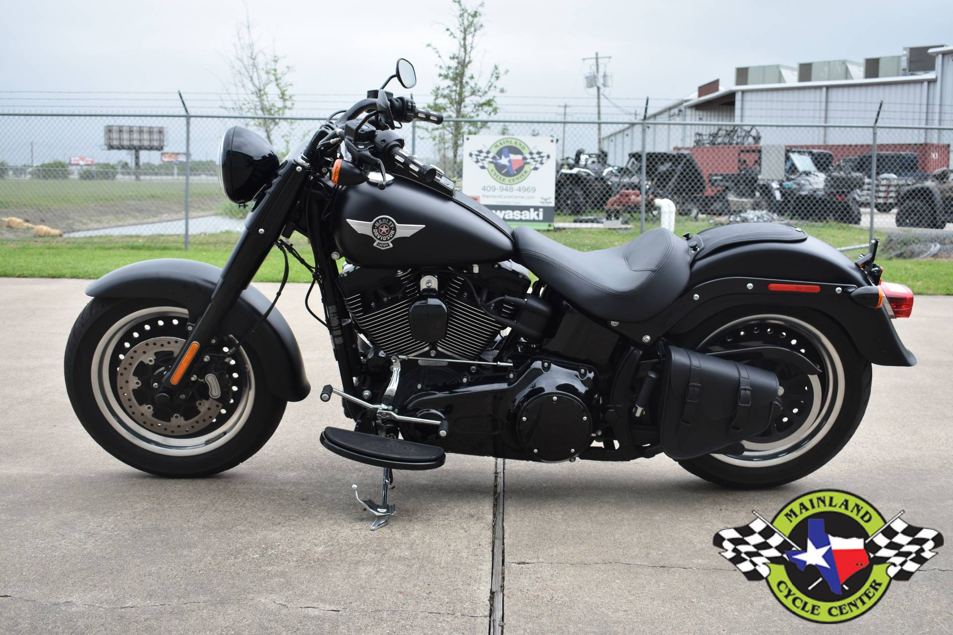 2017 Harley-Davidson Fat Boy® S in La Marque, Texas - Photo 4