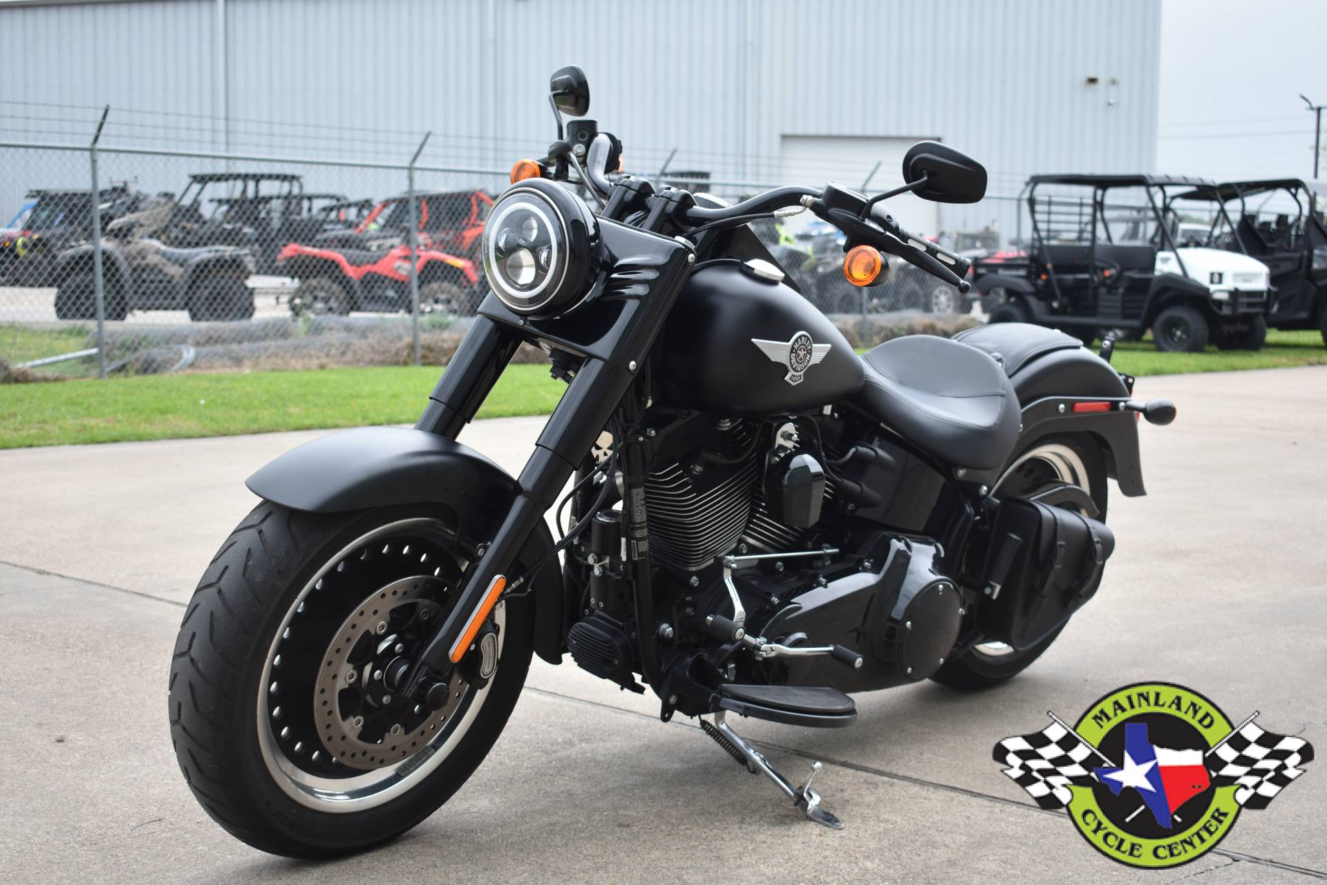 2017 Harley-Davidson Fat Boy® S in La Marque, Texas - Photo 5