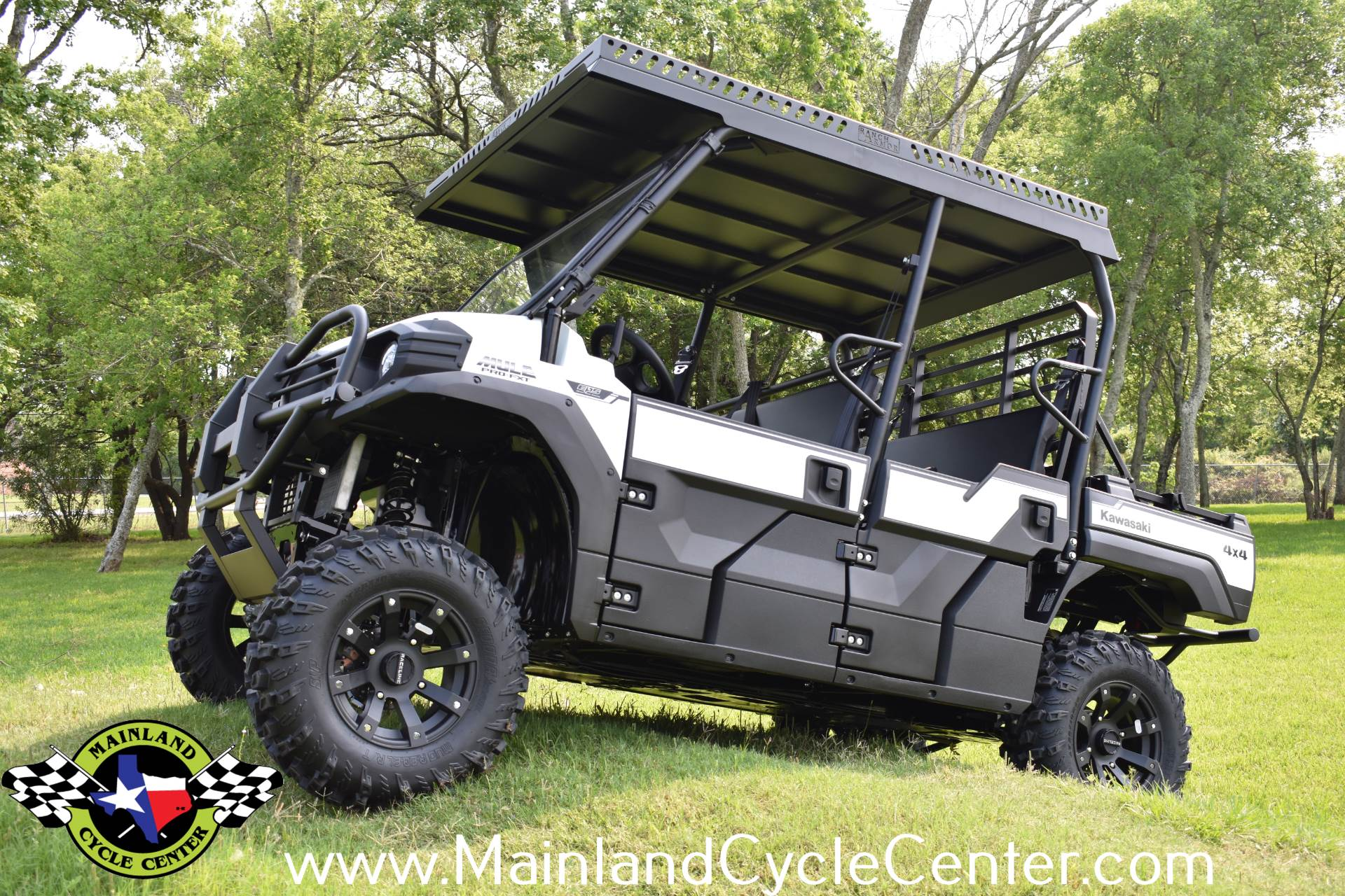 2019 Kawasaki Mule PRO-FXT EPS in La Marque, Texas - Photo 10