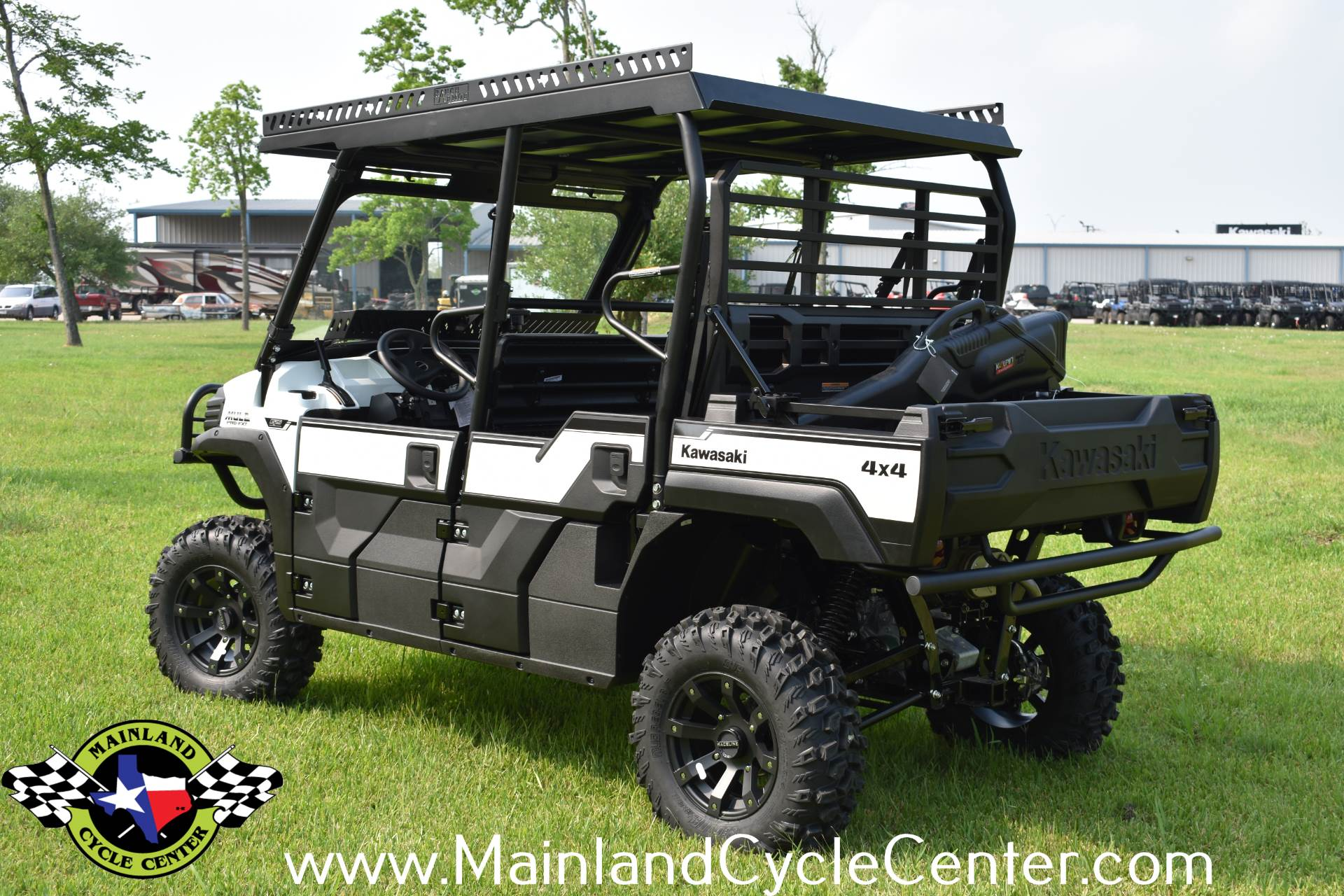 2019 Kawasaki Mule PRO-FXT EPS in La Marque, Texas - Photo 4