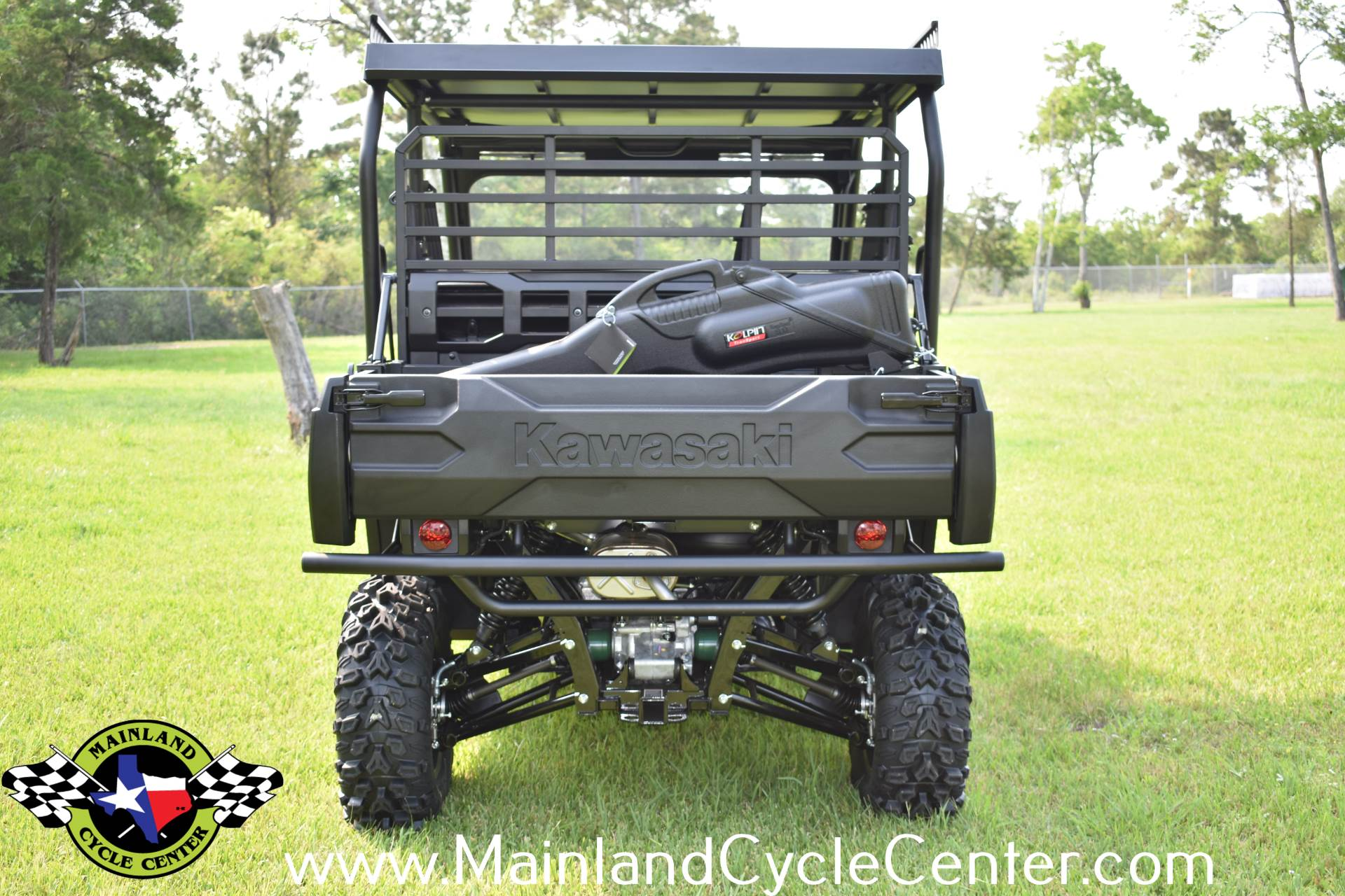 2019 Kawasaki Mule PRO-FXT EPS in La Marque, Texas - Photo 5