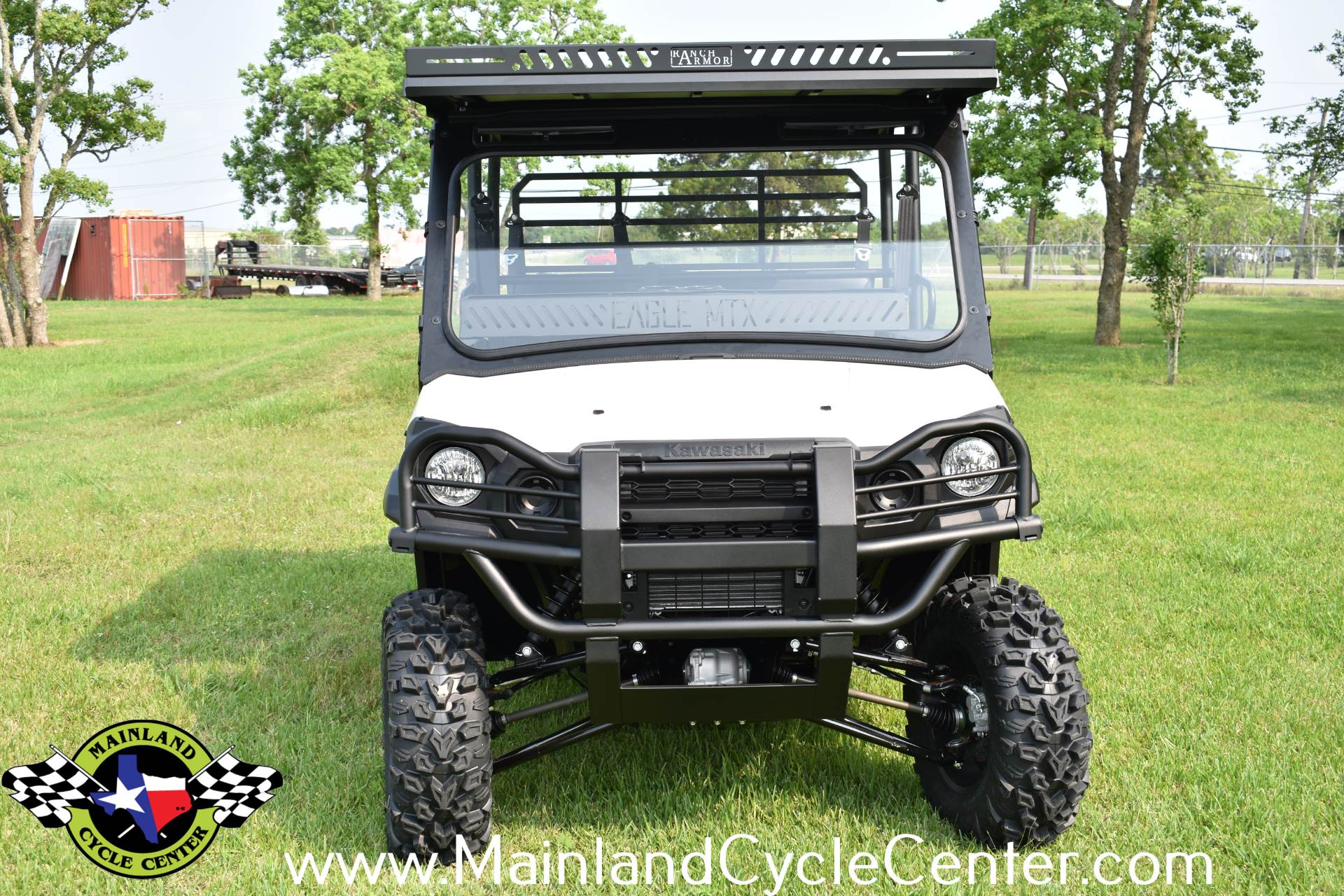 2019 Kawasaki Mule PRO-FXT EPS in La Marque, Texas - Photo 9