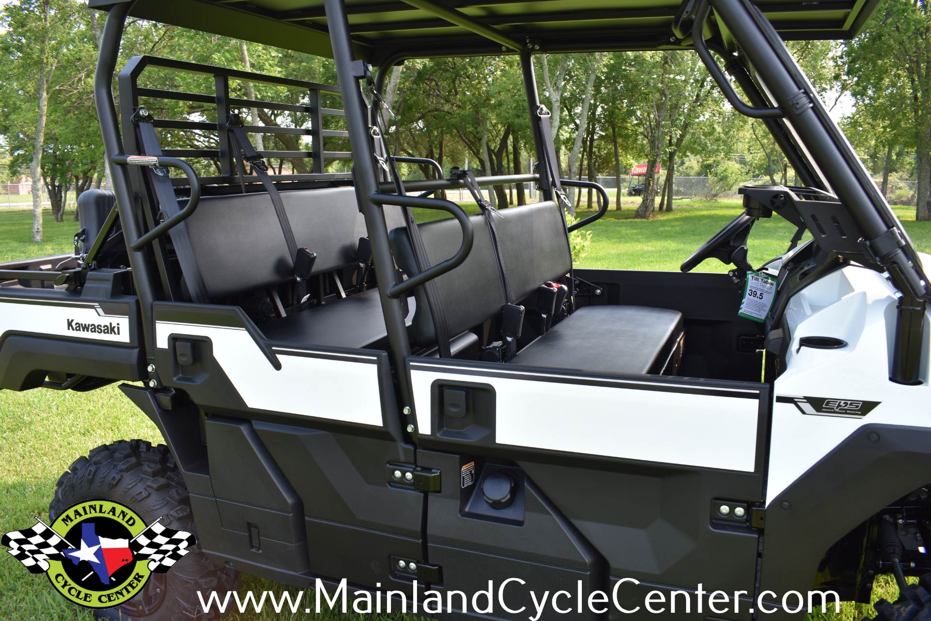 2019 Kawasaki Mule PRO-FXT EPS in La Marque, Texas - Photo 21
