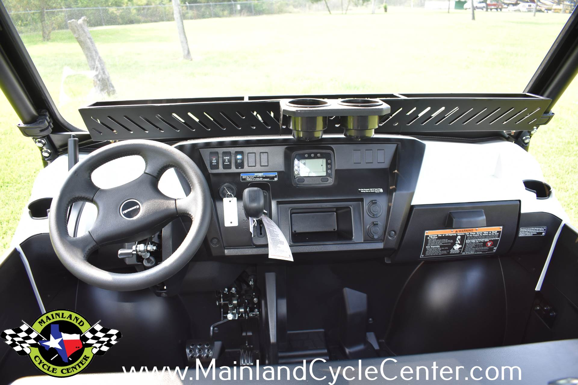 2019 Kawasaki Mule PRO-FXT EPS in La Marque, Texas - Photo 24