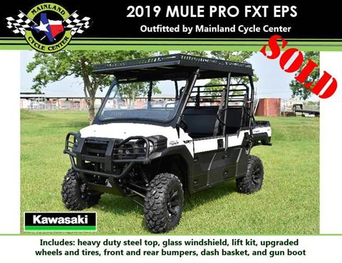Custom-Outfitted UTVs from Mainland Cycle Center LLC, La