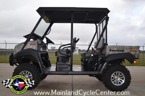 2016 Kawasaki Mule 4010 Trans4x4 Camo in La Marque, Texas - Photo 5