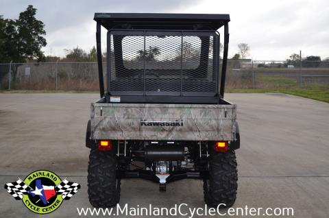 2016 Kawasaki Mule 4010 Trans4x4 Camo in La Marque, Texas - Photo 8