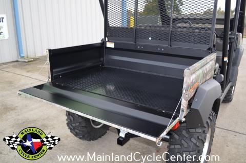 2016 Kawasaki Mule 4010 Trans4x4 Camo in La Marque, Texas - Photo 12