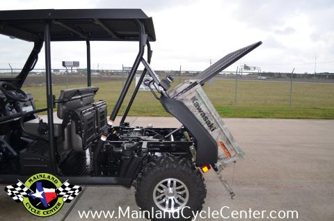 2016 Kawasaki Mule 4010 Trans4x4 Camo in La Marque, Texas - Photo 13