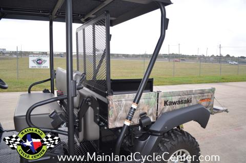 2016 Kawasaki Mule 4010 Trans4x4 Camo in La Marque, Texas - Photo 14